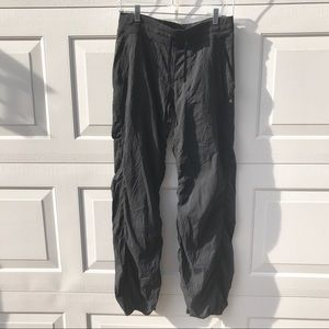 LULULEMON black dance studio jogger Pants 8